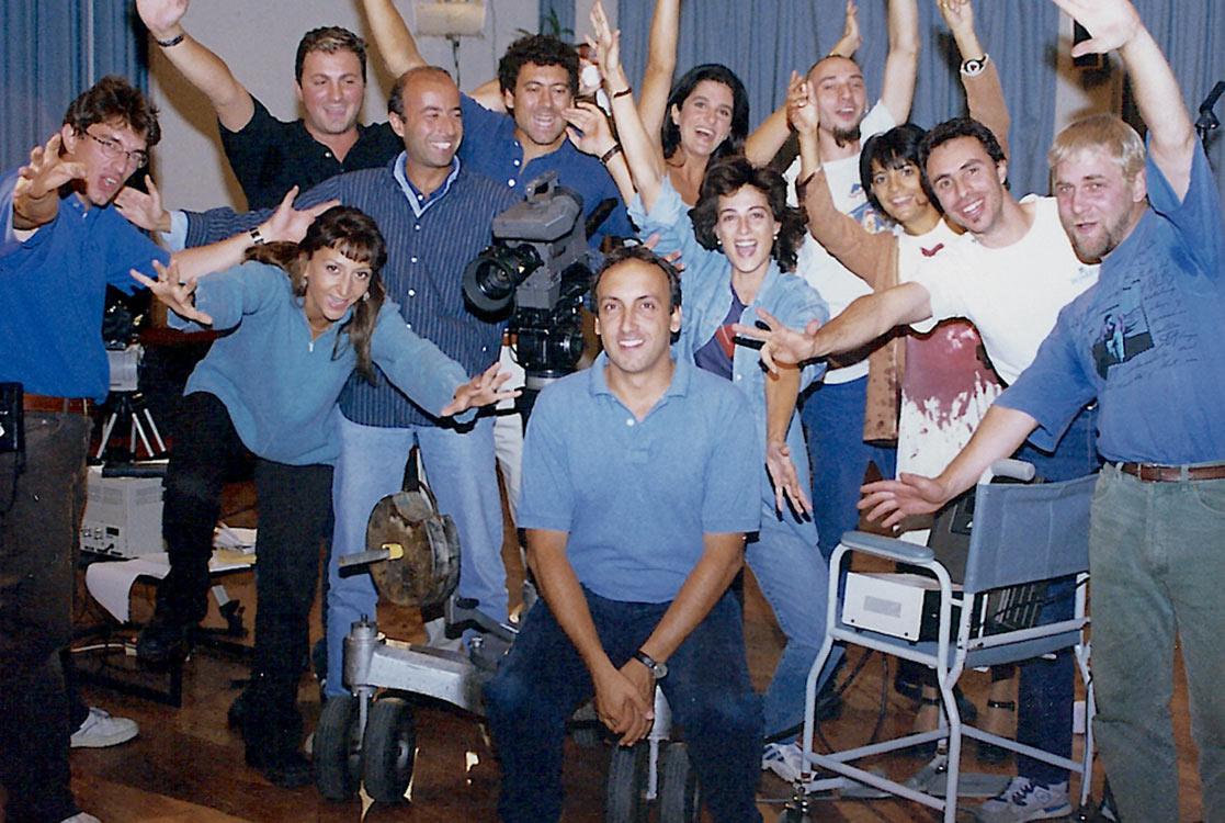 1998 CASTING cortometraggio