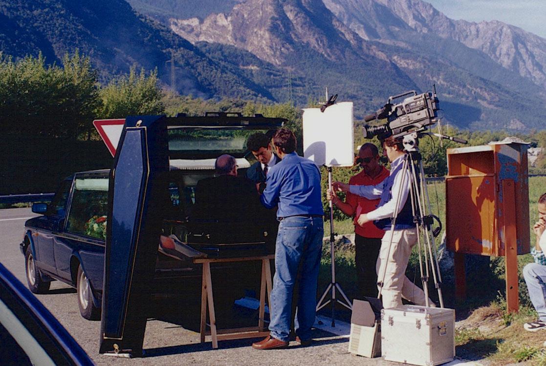 1997 SOLO ANDATA cortometraggio
