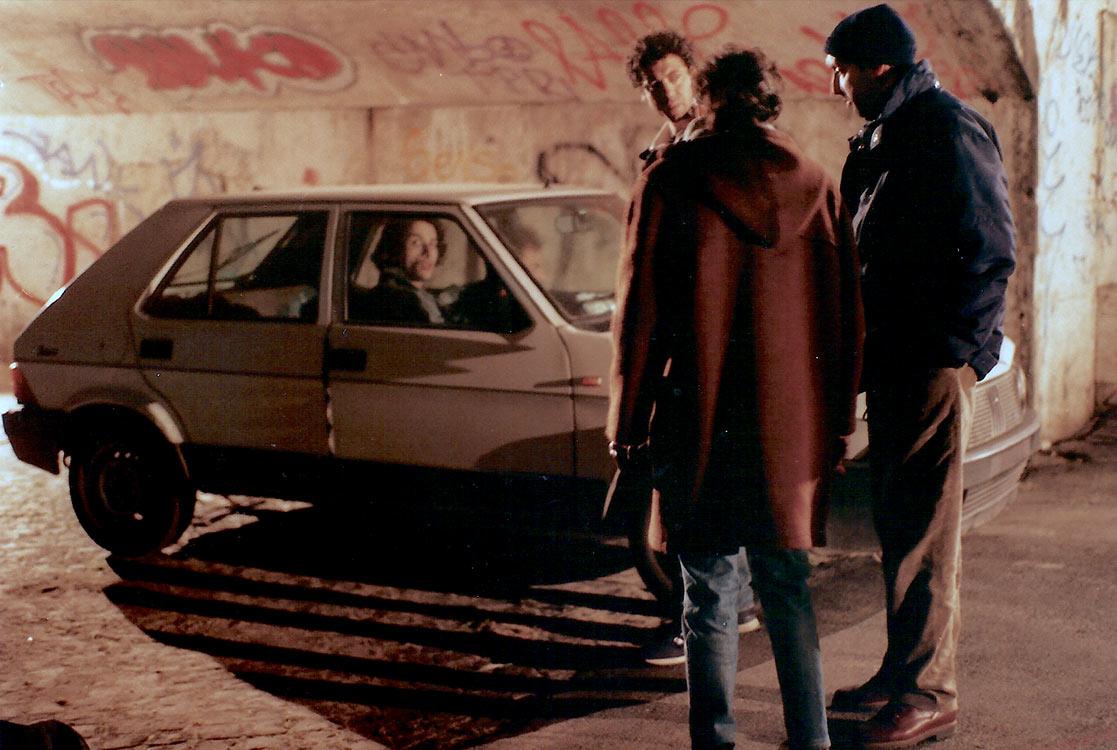 1997 VUOTI A PERDERE cortometraggio